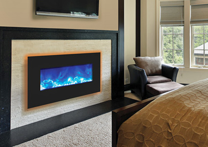 Electric Fireplace Installations - Boulder County Colorado