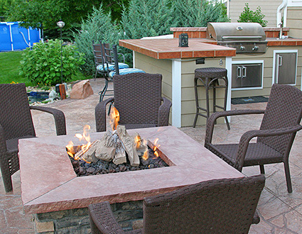 Best Outdoor Gas Fire Pits - Fort Collins CO