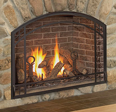 Gas Fireplaces - near Boulder CO