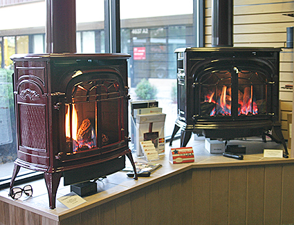 Gas Burning Stoves Direct Vent Gas Stoves Modern Gas Stoves