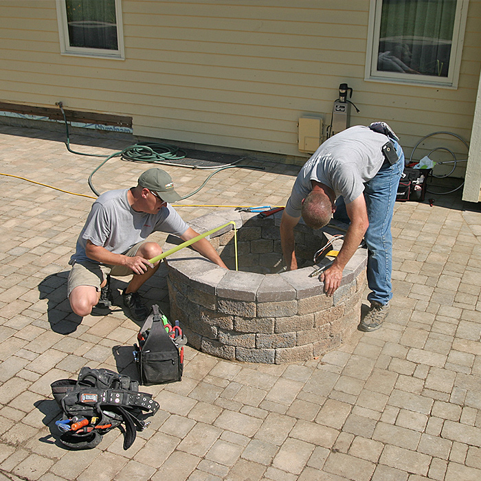Outdoor Firepits - Sales & Installations for Fort Collins CO