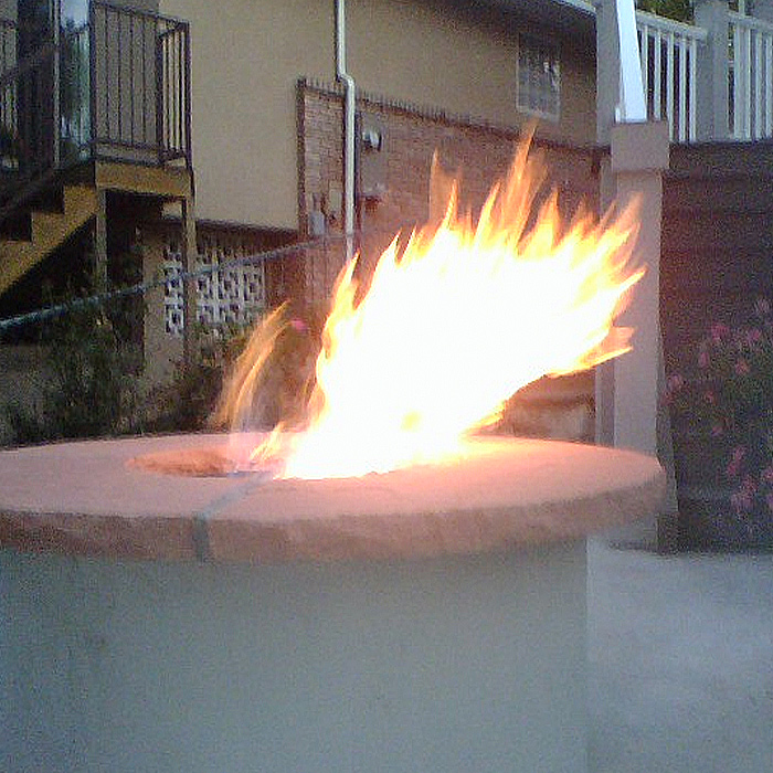 Red Feather Lakes CO Firepit Supplier