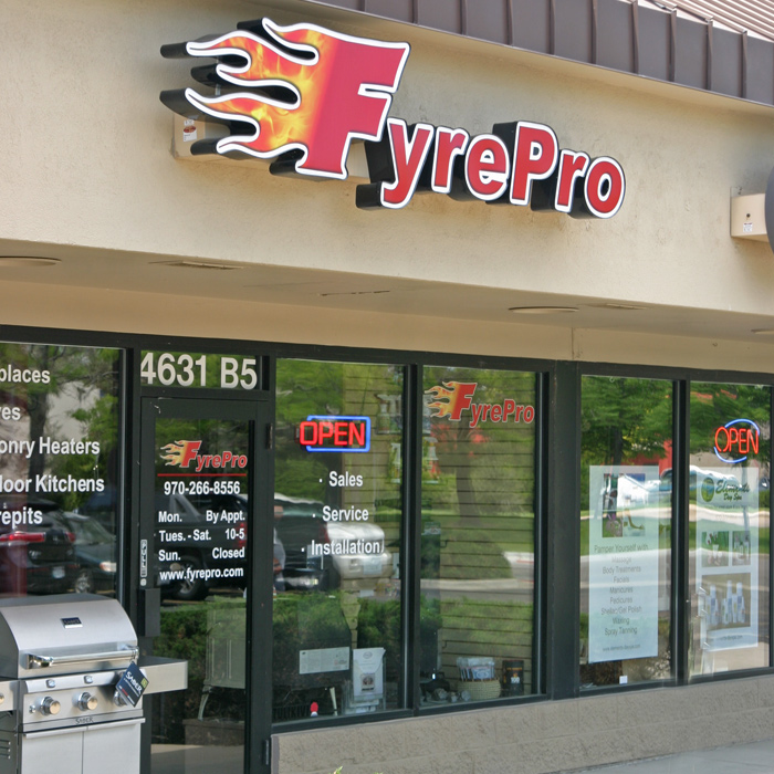 FyrePro Fireplaces & Stoves - Fort Collins Hearth Store