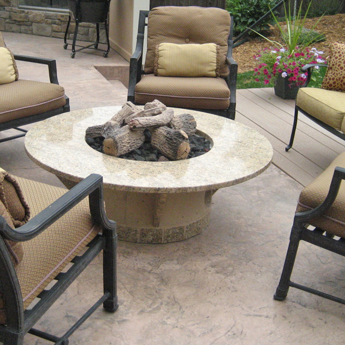Gas Fire Tables for Patio - Windsor CO