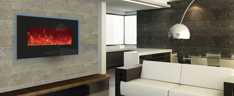 Beautiful electric fireplaces - Cheyenne WY