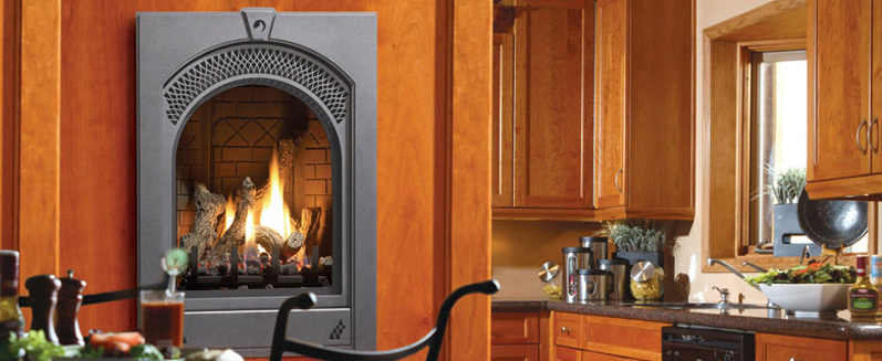 Custom Fireplace Design & Installation
