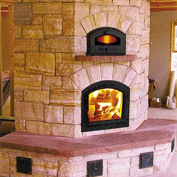 Temp-Cast Masonry Heaters - Wood Burning Fireplaces - Fort Collins CO