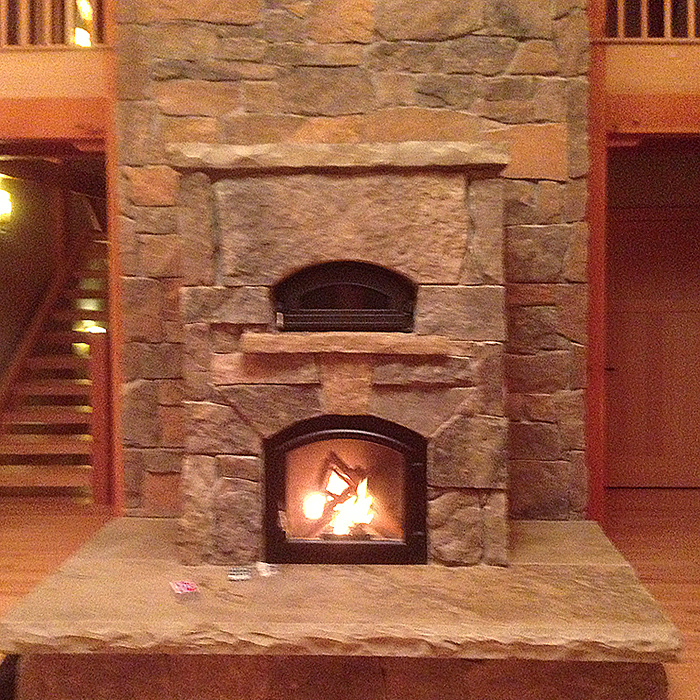 Custom Fireplace Installed in Livermore CO