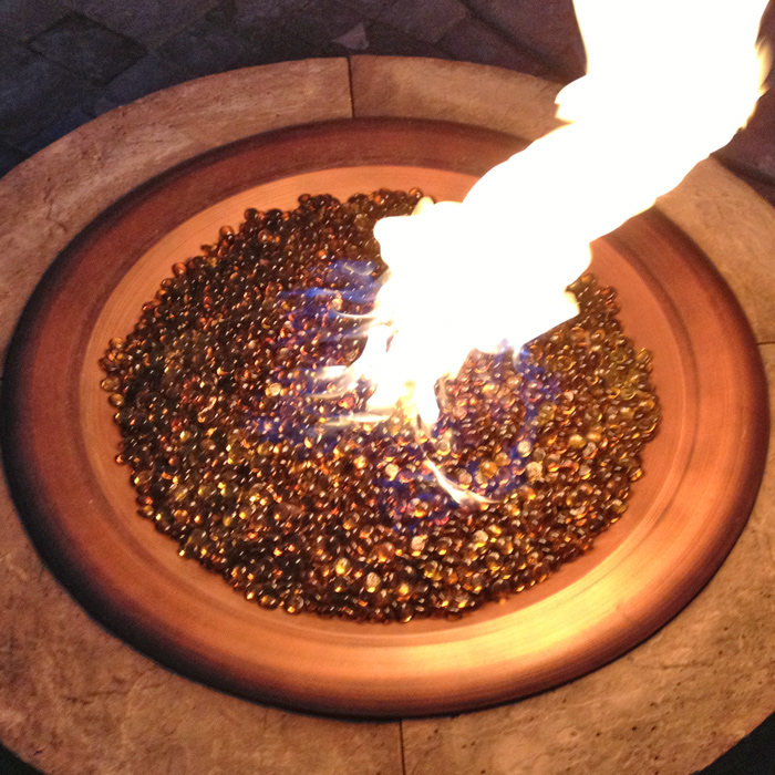 Gas Firepit in Greeley CO and windsor