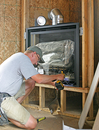 Custom Fireplace Installations | Fort Collins CO Fireplace Installs