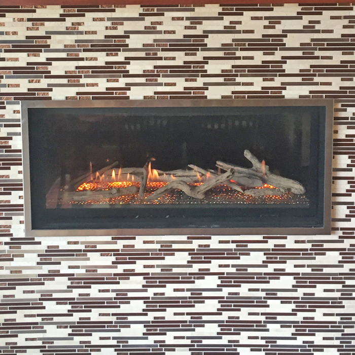 linear fireplaces johnstown co and weld county
