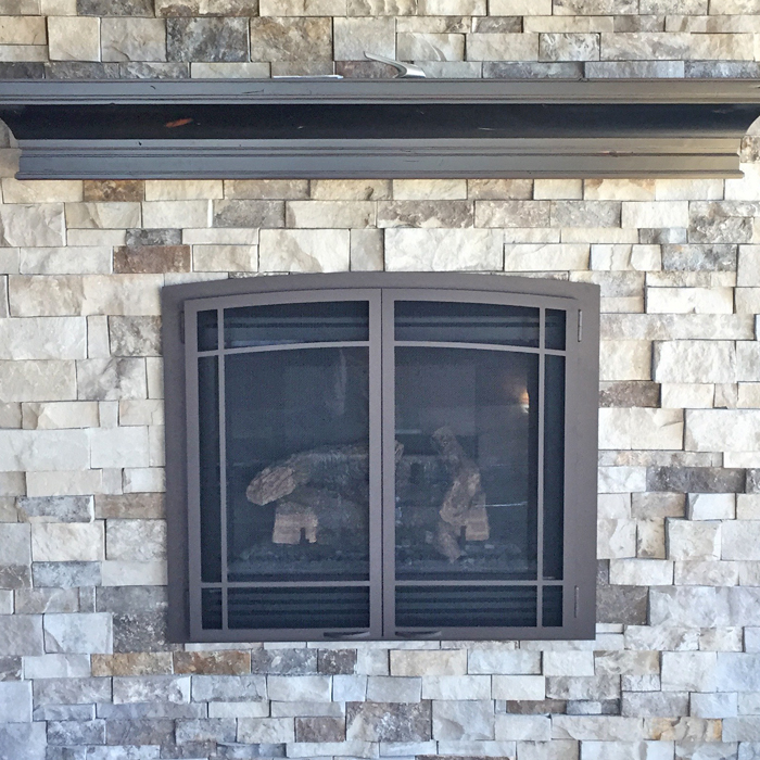 installed wood fireplace fort collins and longmont co