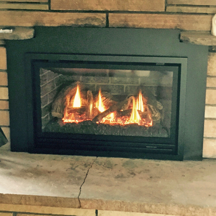 gas insert loveland co and windsor installation