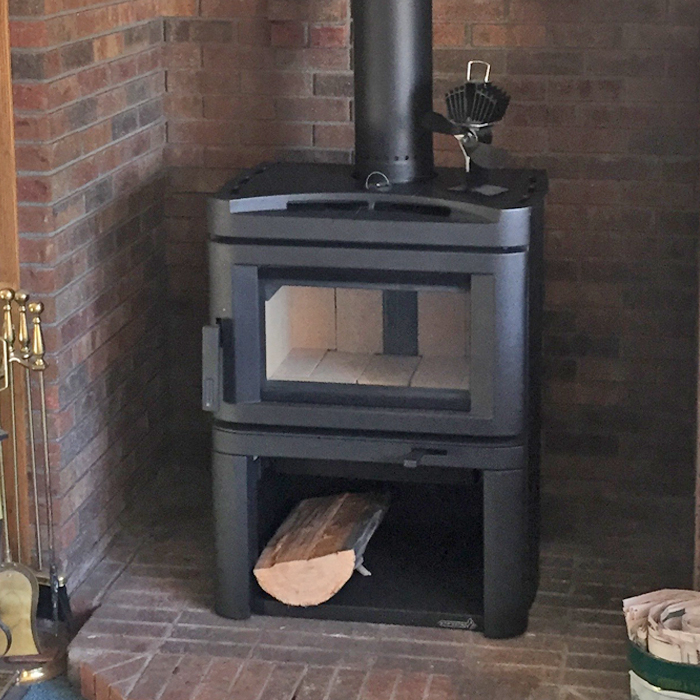 installed wood stoves fort collins near johnstown co