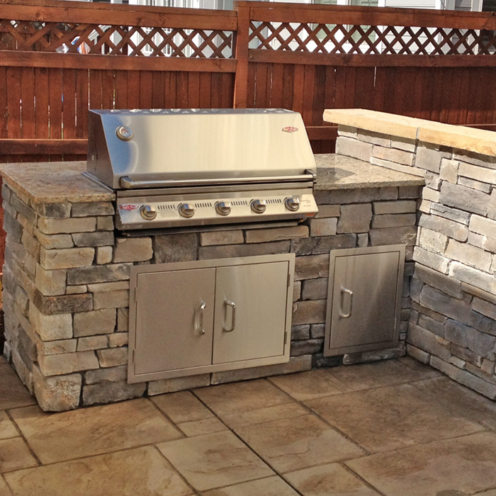 gas grills installed near timnath and loveland co