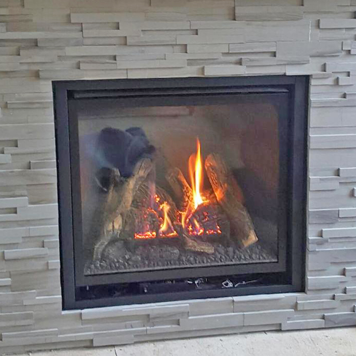 fireplace electric installation longmont and loveland co