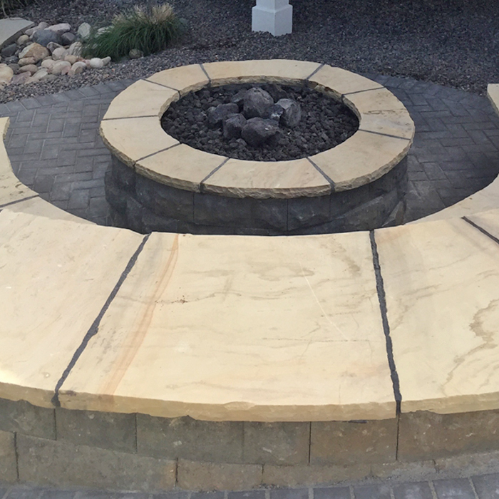 installation of firepits severance near estes park co