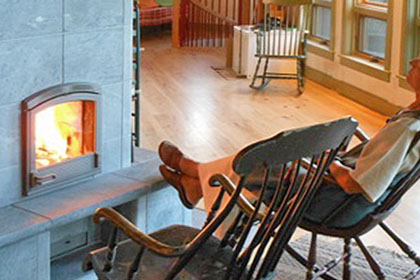 Tulikivi Masonry Heaters - Colorado