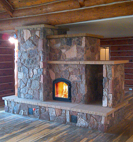 TempCast Masonry Fireplace - Fort Collins / Boulder CO