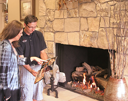 Custom Fireplace Installation - Boulder County CO