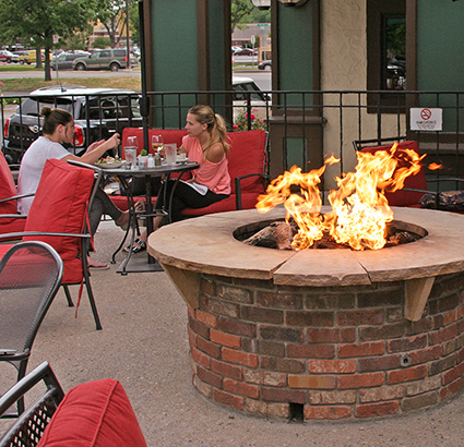Custom Built Firepits - Boulder CO