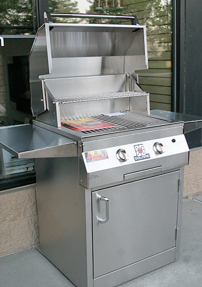 Grill Installations - Boulder CO