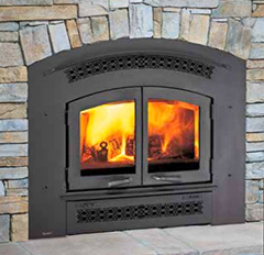 Wood Burning Fireplaces - Estes Park CO