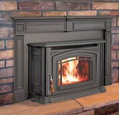 Wood Burning Fireplace Inserts - Estes Park CO