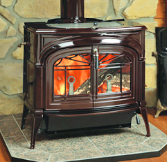 Crystal Lakes CO Wood Burning Stoves