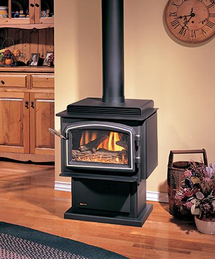 Valcourt Gas Burning Stove - Cheyenna WY
