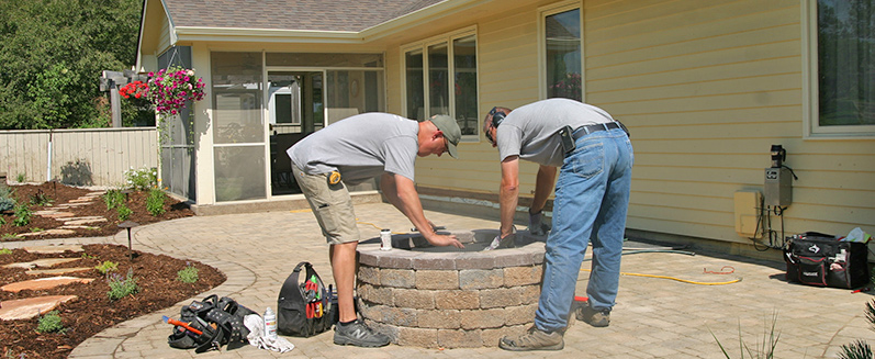 Custom Built Firepits - Fort Collins CO