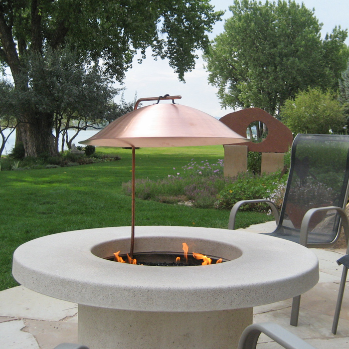 Patio Firepits - Estes Park CO