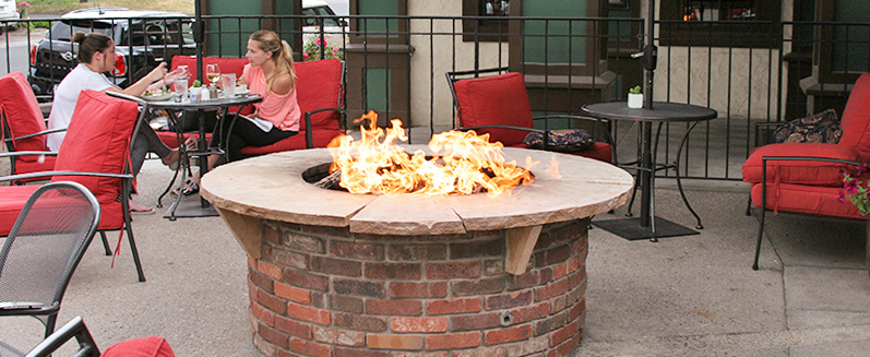 Outdoor firepits & fire tables - Fort Collins CO