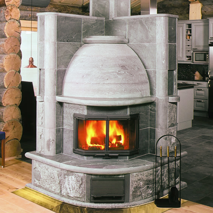 Tulikivi Fireplace Installations - Arizona