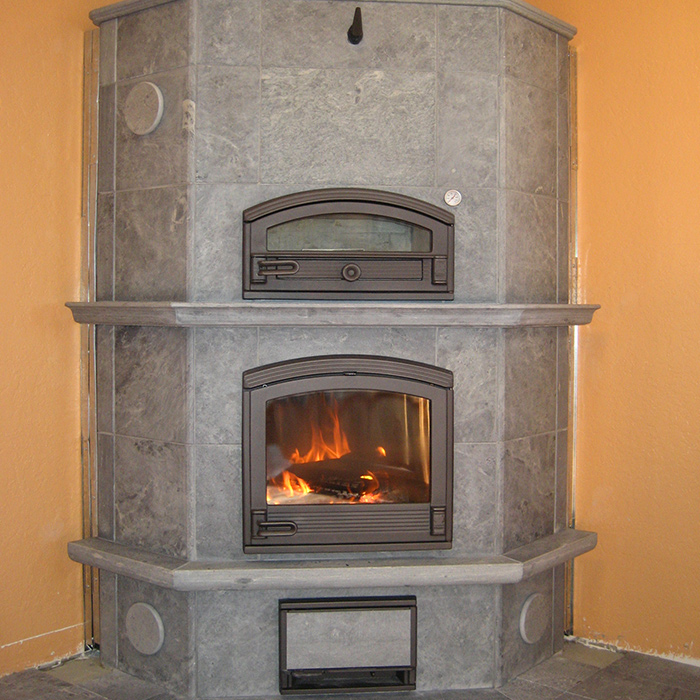 Sales & Installations of Tulikivi Masonry Heaters - Colorado