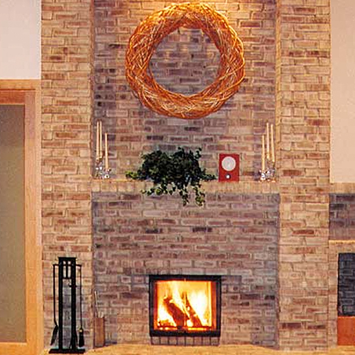 Toip Rated Wood Masonry Heaters by Temp-Cast available at Fort Collins CO Showroom