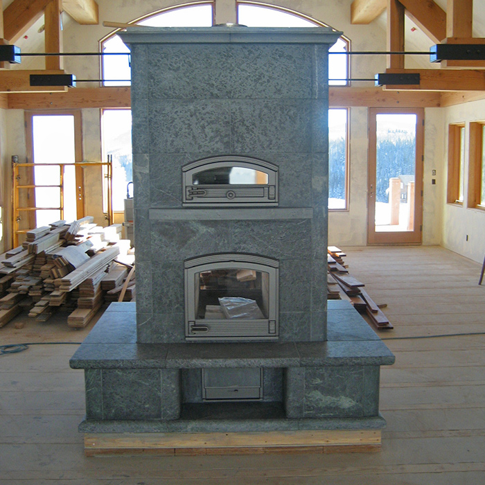 Southern Wyoming Tulikivi Masonry Heater Dealer
