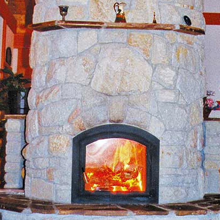 Wood Burning Masonry Heater by Temp-Cast Boulder CO