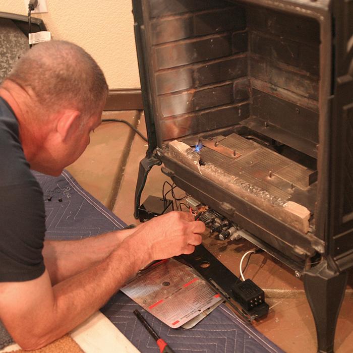 Cheyenne Wyoming Heating Stove Installation