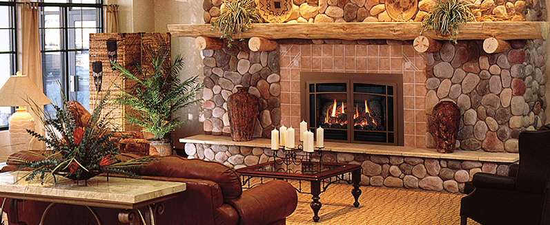 Fort Collins CO - Gas Fireplace sales & installations