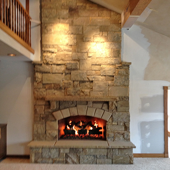 Estes Park CO Fireplace Installation