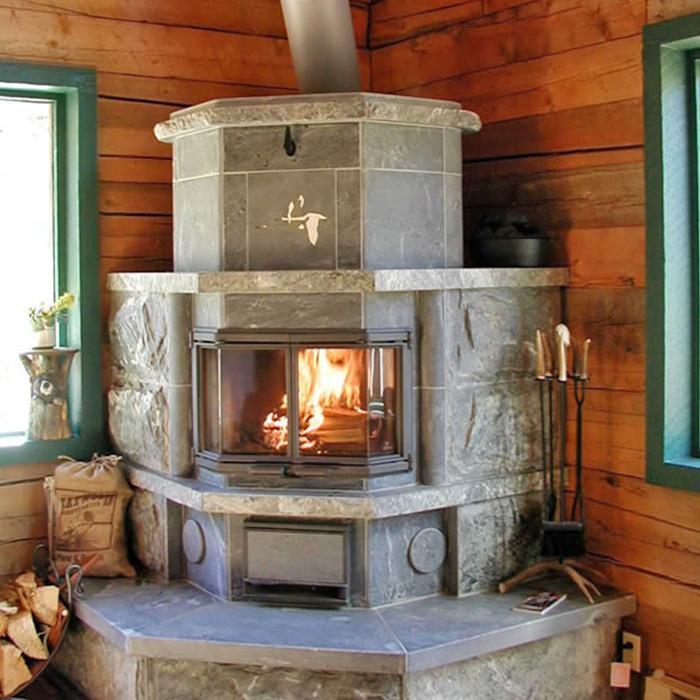 Masonry Heater - Cheyenne WY