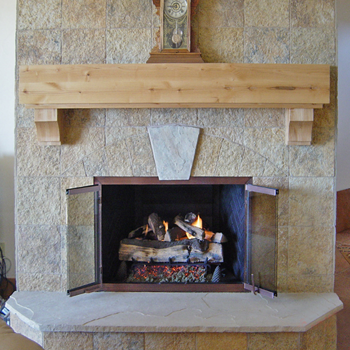 Loveland CO Fireplace & Mantel