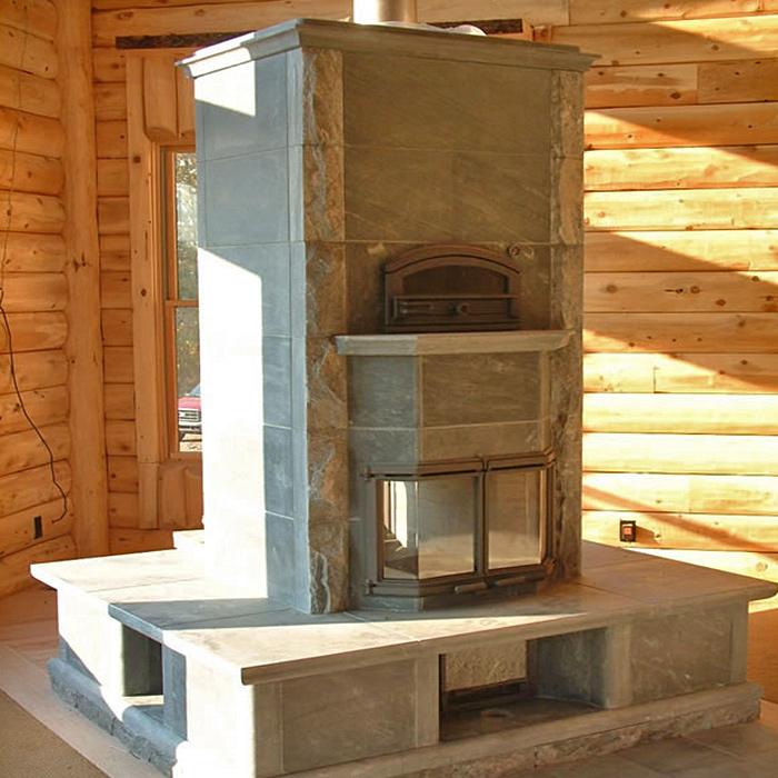 Nebraska's Tulikivi Masonry Heater Dealer