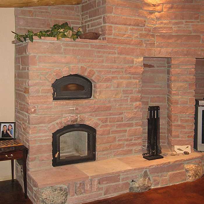 Masonry Heater in Boulder CO