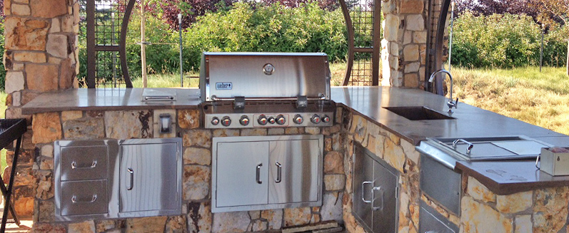 Outdoor Grills | Professional Grills - Boulder CO