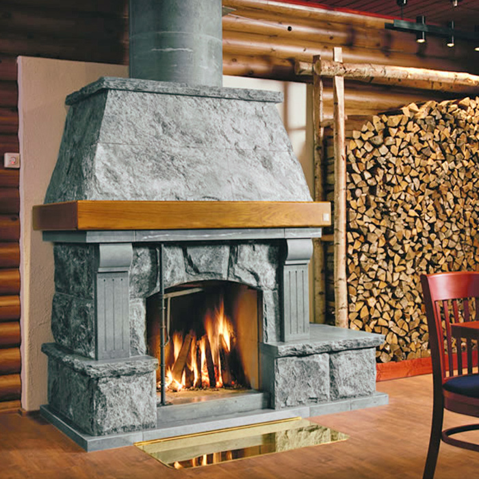 Tulikivi Masonry Heater Dealer for Kansas