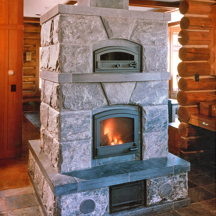 Tulikivi Fireplaces - Colorado