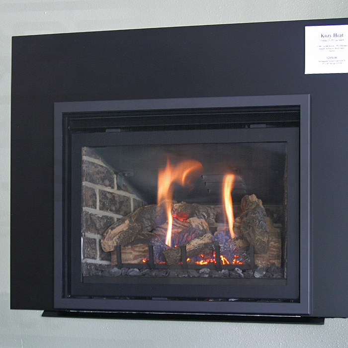 Best Selection of Gas Burning Fireplaces & Inserts in Boulder County Colorado