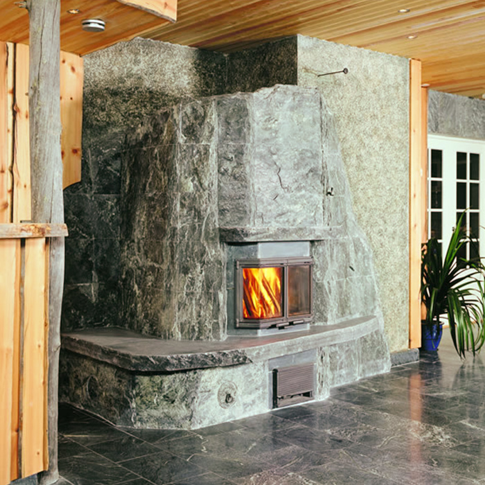 Tulikivi Masonry Fireplaces - Kansas